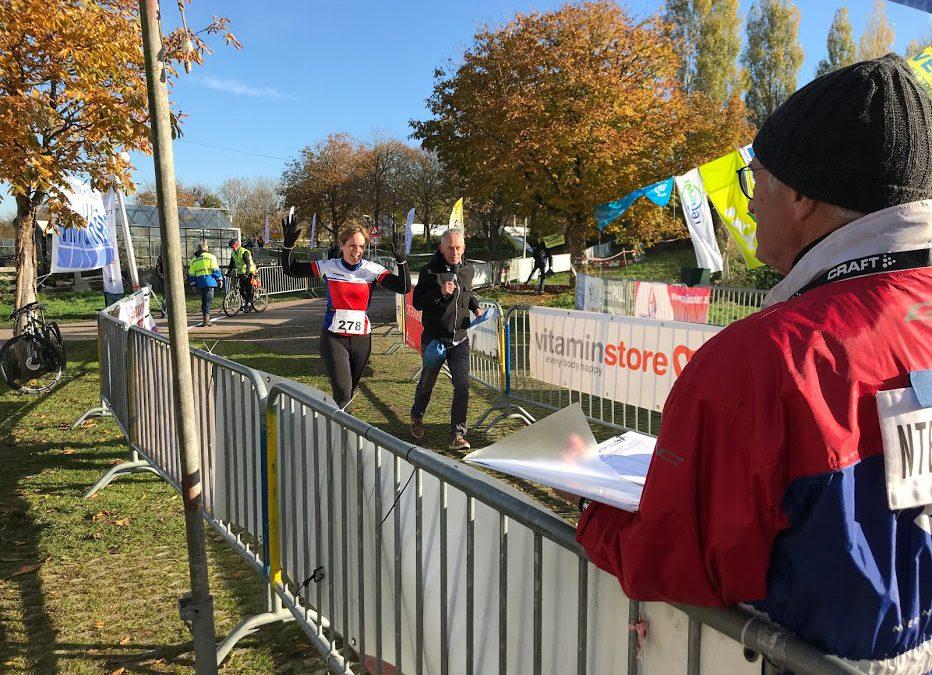 Rody Kroon en Alieke Hoogenboom zegevieren RunBikeRun Pijnacker