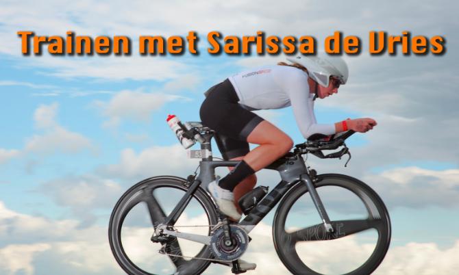 Trainen met Sarissa de Vries: zondag