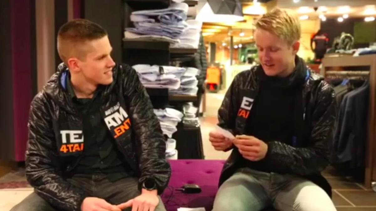 Joost Somsen en Daan Schouten over ambities en Team4Talent: 'ik had het nooit verwacht' (Schouten)
