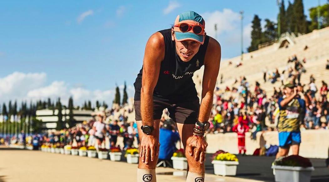 Nick Butter loopt als eerste 196 marathons in ieder land van de wereld: 'Temperaturen van -25 tot +60'