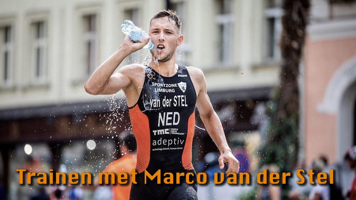 Trainen met Marco van der Stel: maandag