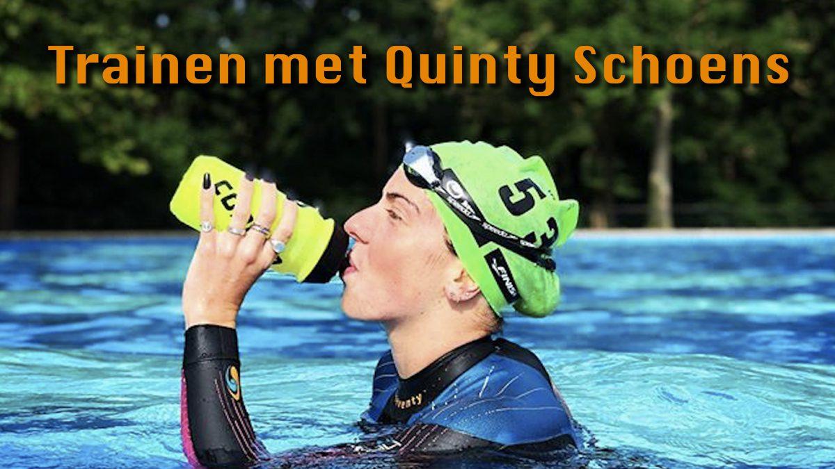 Trainen met Quinty Schoens: donderdag