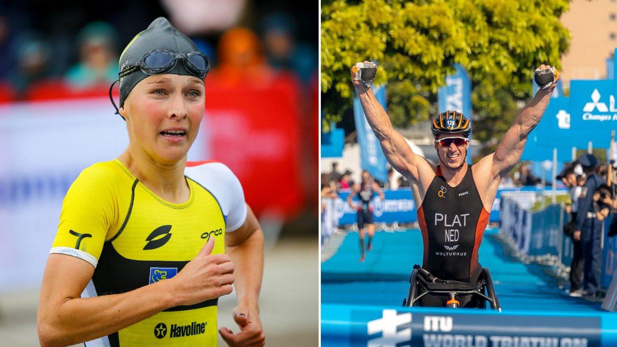 Jetze Plat en Rachel Klamer prolongeren titels 'Sportman en Sportvrouw van het jaar'