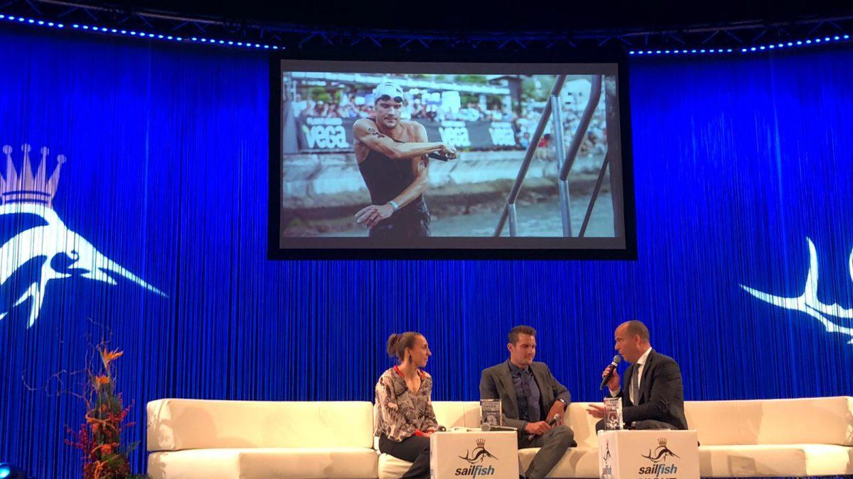 Sailfish Night: Jan Frodeno en Anne Haug sportman en sportvrouw van het jaar