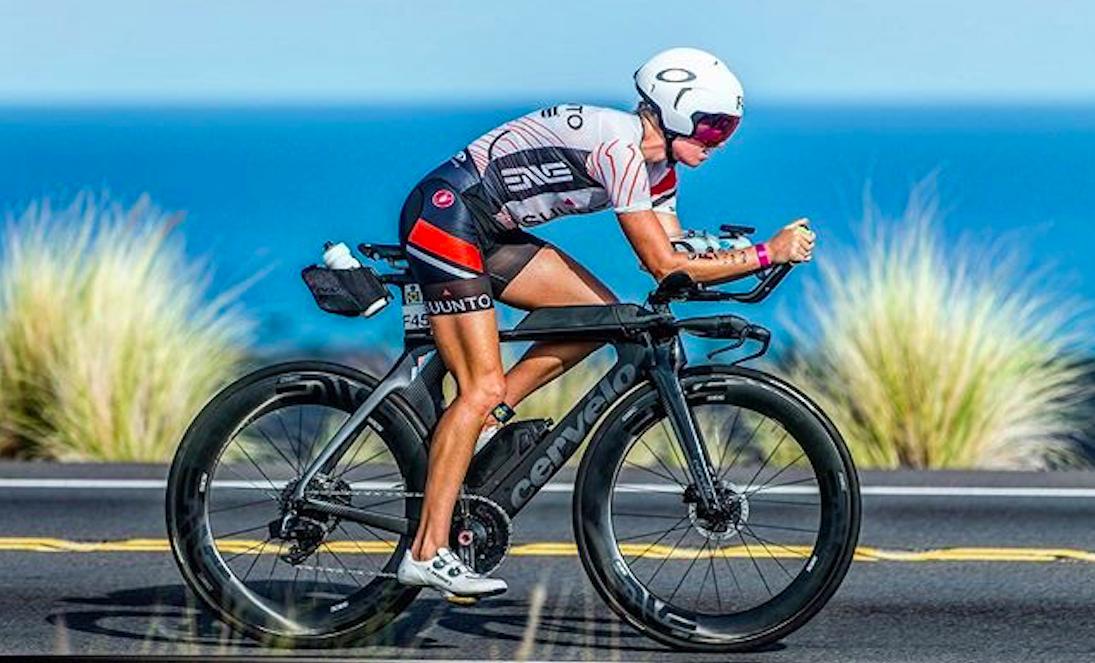Collin Chartier en Kelsey Withrow pakken winst Ironman 70.3 Cartagena