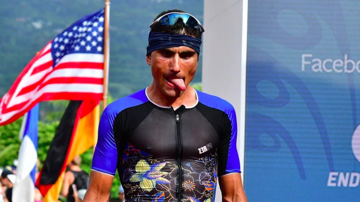 AG winnaar WK Ironman Sergio Marquez over DSQ: 'Ze hadden geen idee hoe het werkt!'