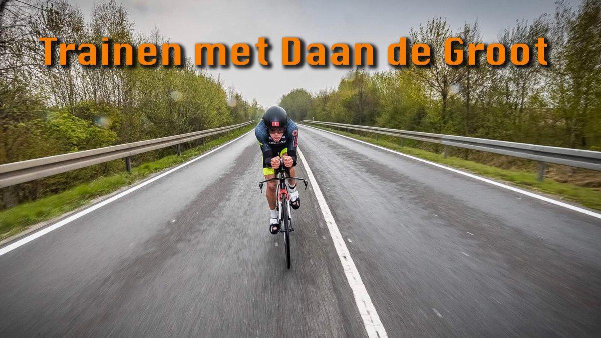 Trainen met Daan de Groot: donderdag