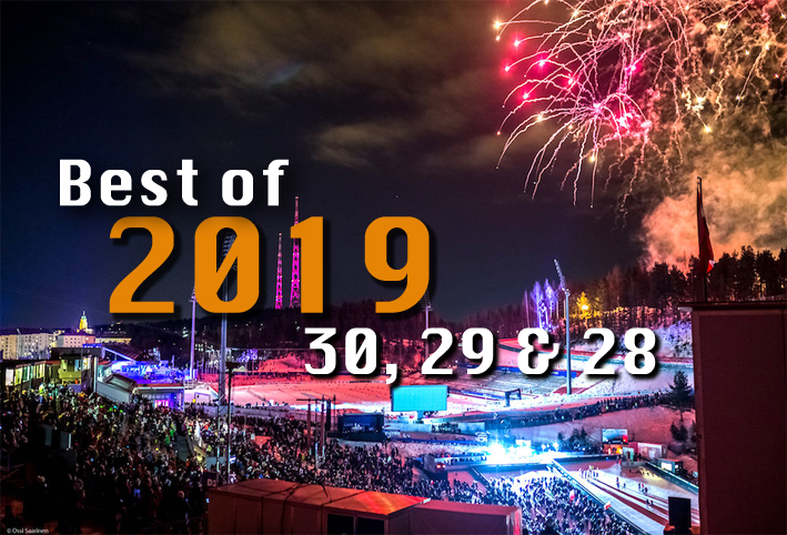 De populairste verhalen van 2019: nummer 30, 29 & 28