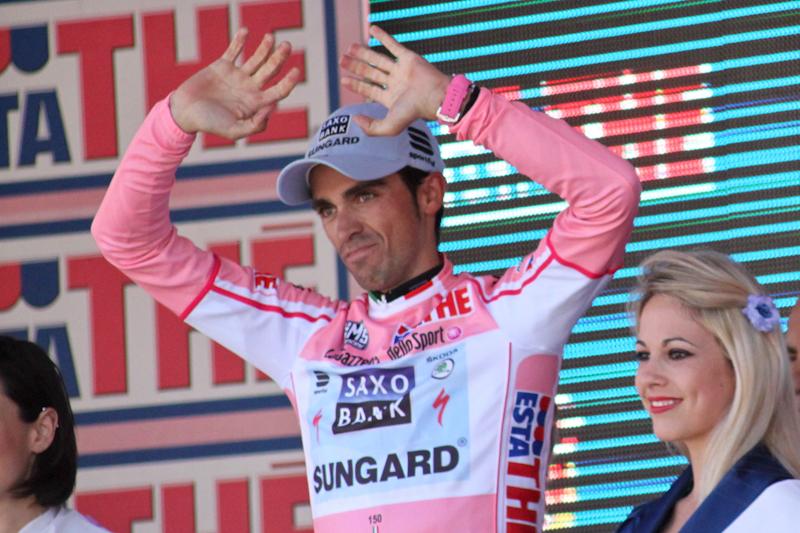 Voormalig tourwinnaar Contador binnenkort aan start Ironman of tóch grote grap?