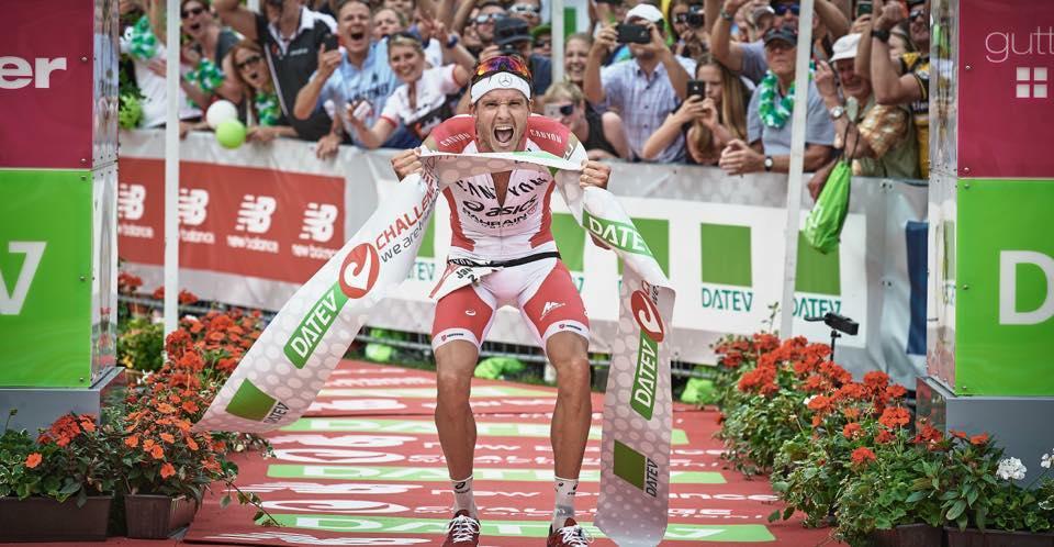 Jan Frodeno keert na drie jaar terug naar Challenge Roth, de wereldrecord race