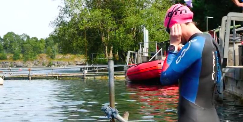 GTN: 'Is er een perfecte zwemtechniek voor triathlon?'