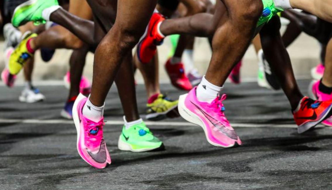 Boze reacties op mogelijk verbod Nike Vaporfly Next%
