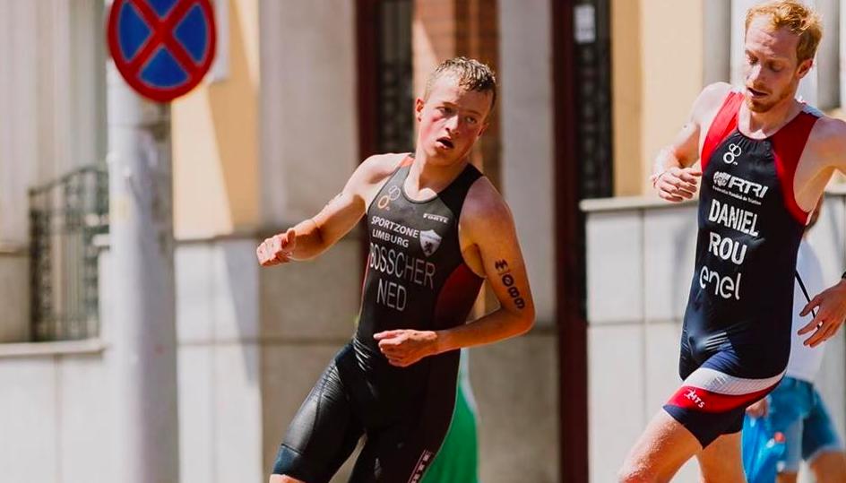 Olaf Jan Bosscher over triathlon en jeugd van tegenwoordig: 'Ik denk dat er weinig discipline is'
