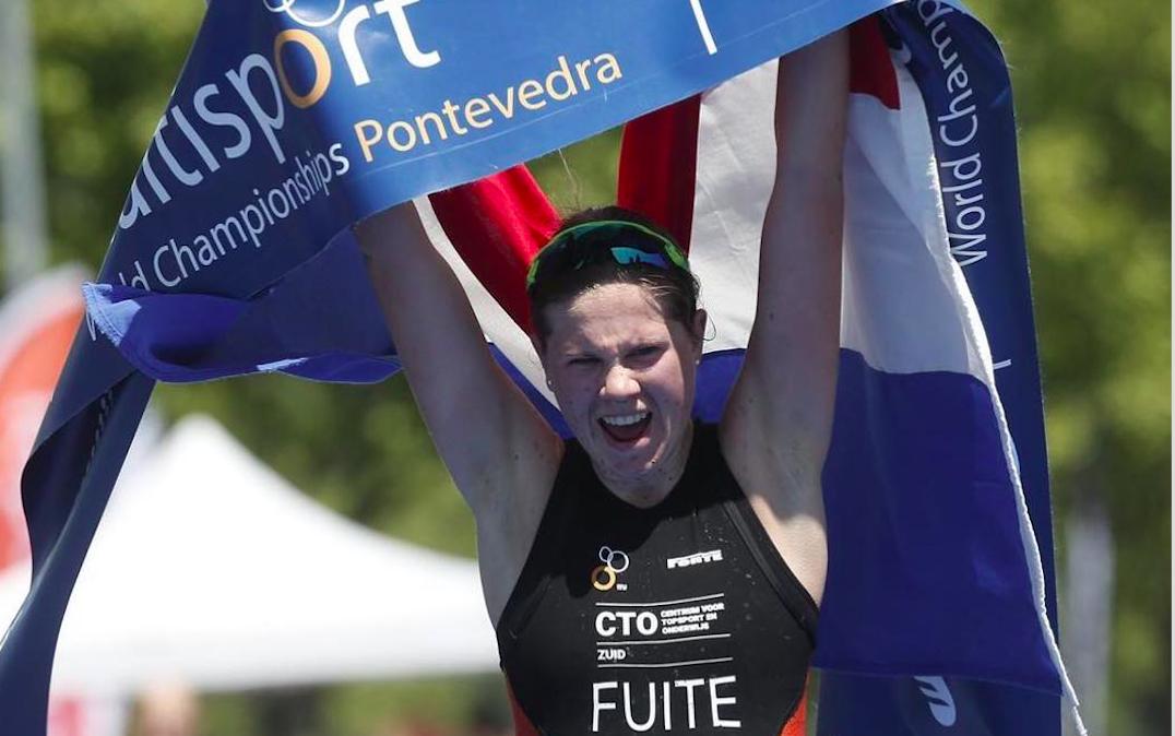 Willemijn Fuite over overstap naar triathlon: 'Nu vind ik het vet, in het begin was dat wel anders'