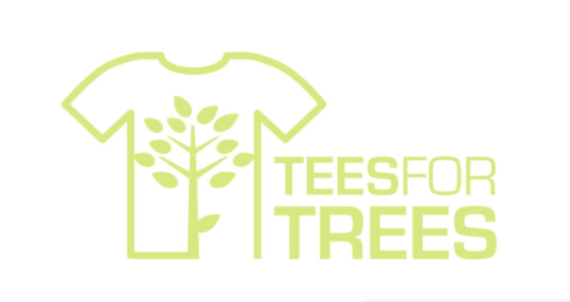 Geen finisher T-shirt, maar een boom: Tees for Trees initiatief