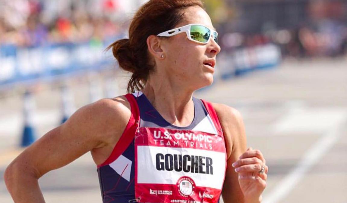 Miste marathonloopster Kara Goucher de Spelen door schoenen? 'Het is aanpassen of afgaan'