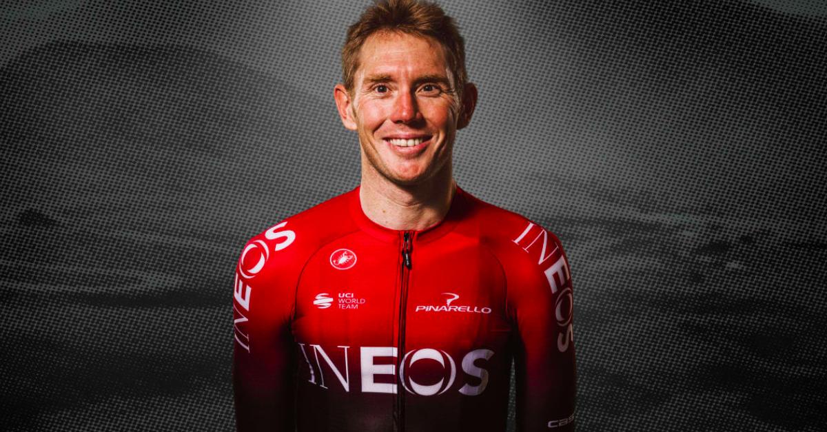 Cameron Wurf wordt tijdelijk weer profwielrenner bij Team Ineos: 'Ik droom al lang van dit team'