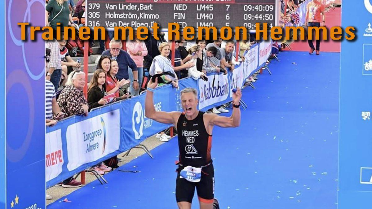 Trainen met Remon Hemmes: zaterdag
