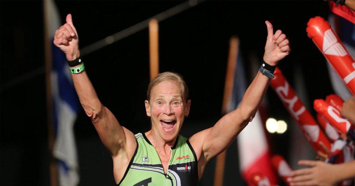 Bobbe Greenberg werd met 73 jaar Wereldkampioen Ironman in AG: 'Ik voel mijn leeftijd niet'
