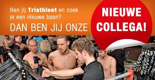 Verkoopmedewerker Triathlonaccessoires.nl