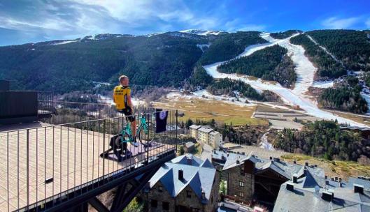 Ronde van Zwitserland: profploegen bedenken online variant