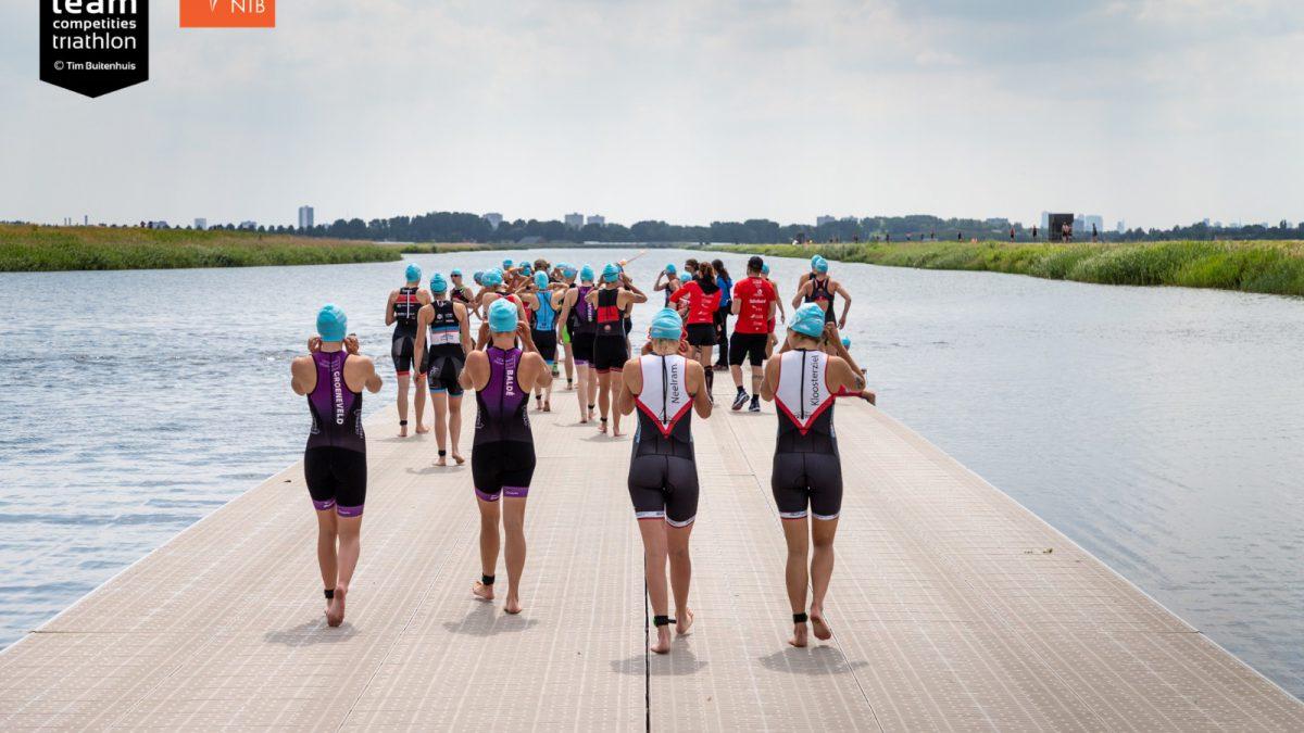3athlon ook in 2020 mediapartner NTB Teamcompetities Triathlon: 'aandacht voor verenigingen'