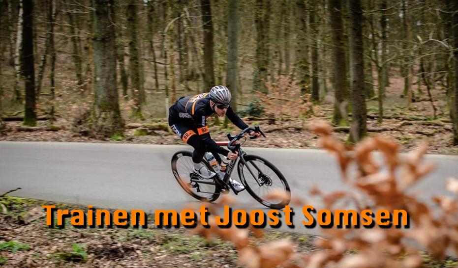 Trainen met Joost Somsen: vrijdag
