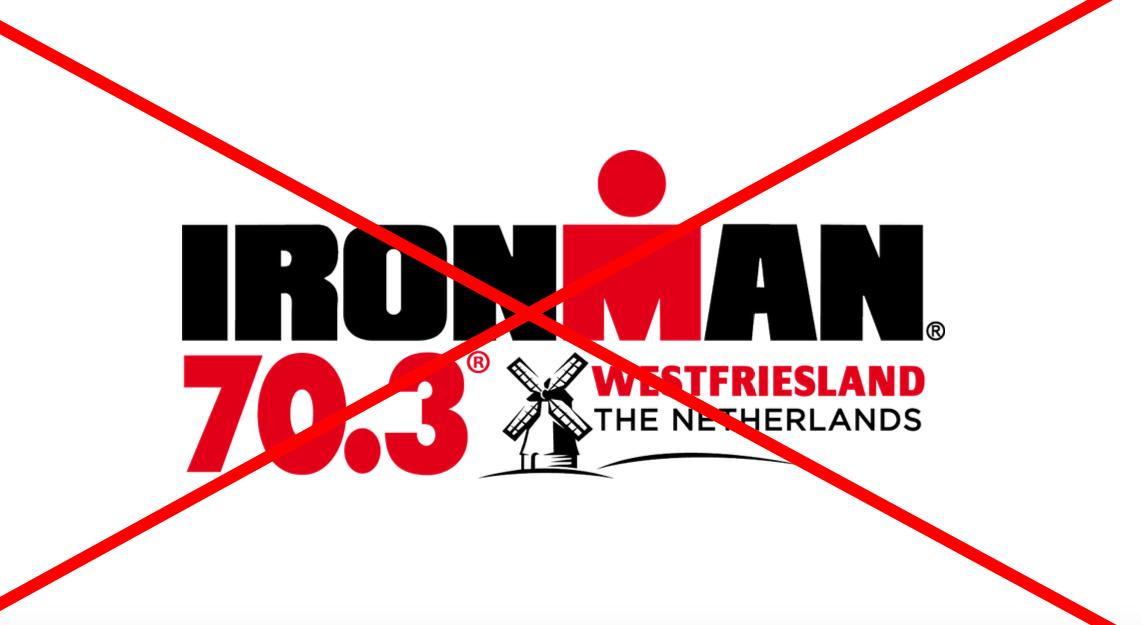Geen Ironman races in Europa tot en met juni 2020