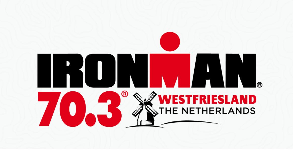Ironman 70.3 Westfriesland uitgesteld naar najaar: 'Eind juni komt nét te vroeg'