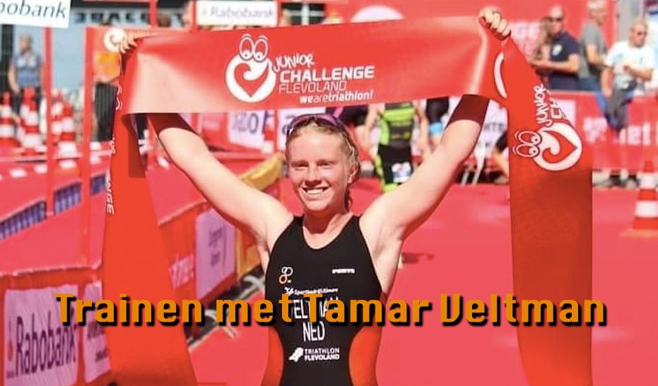 Trainen met Tamar Veltman: zondag