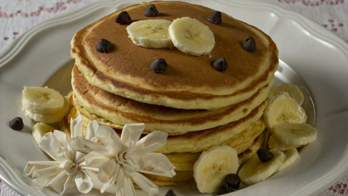Bananenpannenkoeken zonder toegevoegde suikers: makkelijk, gezond en lekker!