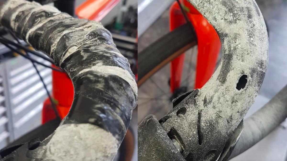 Laat indoor trainingen je fiets niet beschadigen door hierop te letten