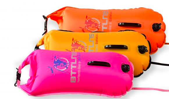 Review: BTTLNS Safeswimmer zwemboei 28 liter Poseidon 1.0