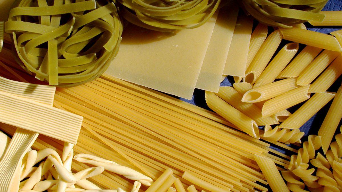 Recept: Pasta Party