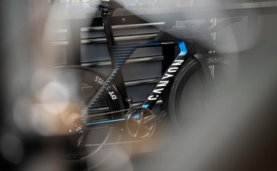 Canyon prijst topmodellen Speedmax tijdelijk af en biedt gratis bikefitting
