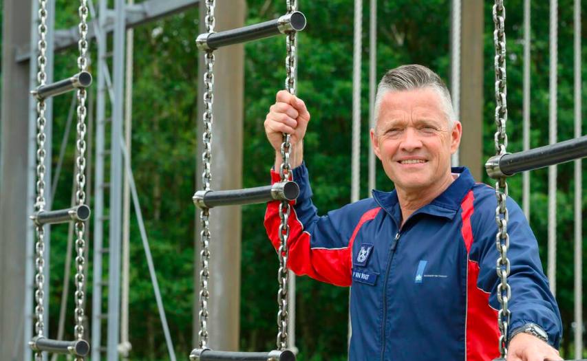 Bondscoach Rik van Trigt: 'Alle opmerkingen die ik plaats, plaats ik uit bezorgdheid over atleet'