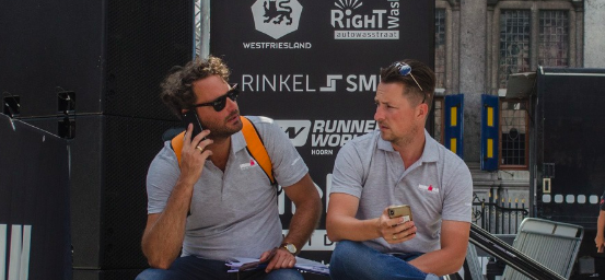 Vincent van der Stouwe: 'Iedereen snakt nu naar een mooie race'