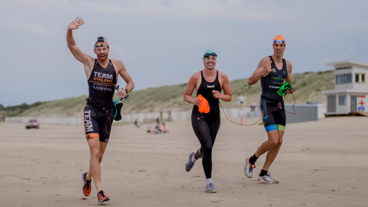 In beeld gevangen: Swimrun Zeeuws-Vlaanderen