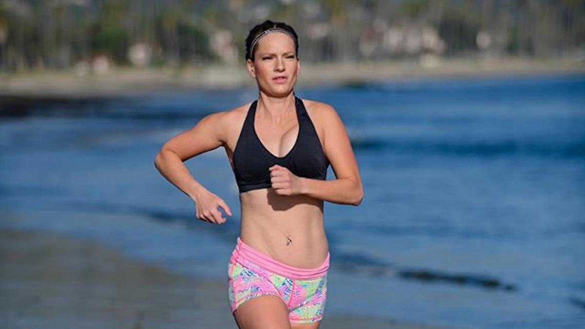 Triatlete Patricia Neubauer overkwam eetstoornis: 'Trots dat ik hier levend uit ben gekomen'