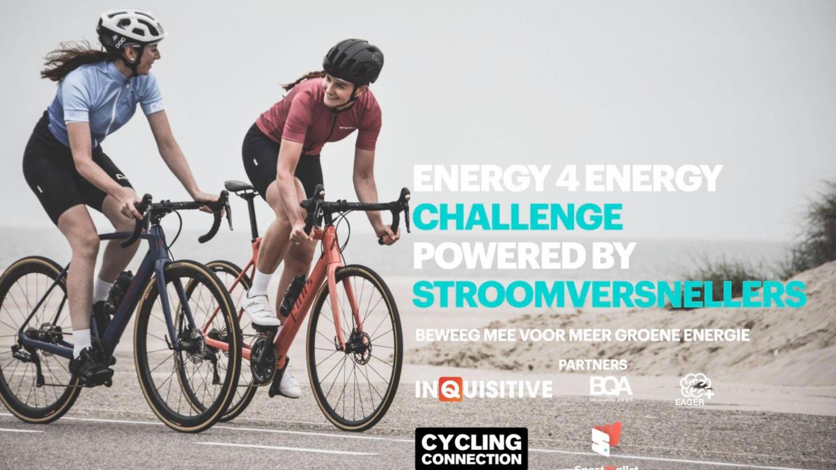Energy4Energy Challenge: bewegen om gezinnen in nood te helpen