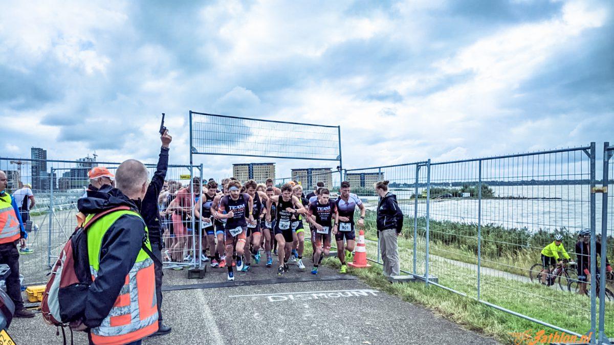 In beeld gevangen: DUIN Triathlon (duathlon)