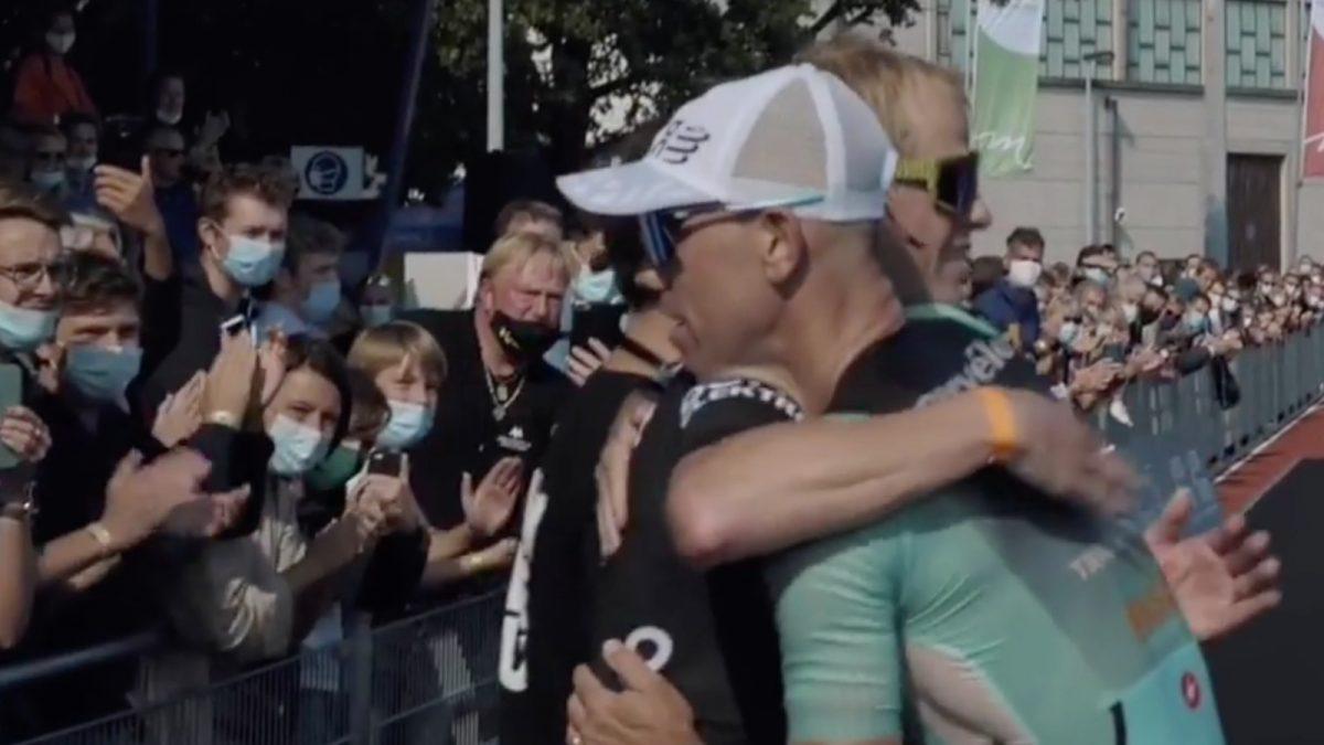 Kippenvel: Frederik van Lierde neemt afscheid, Pieter Heemeryck bedankt hem in bijzondere video