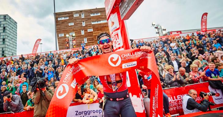 Challenge Almere-Amsterdam introduceert Solo Challenge