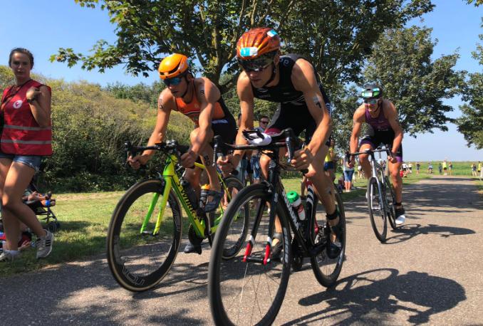 Team Relay Tri Ouderkerk: 'Eindelijk weer in teamverband racen'