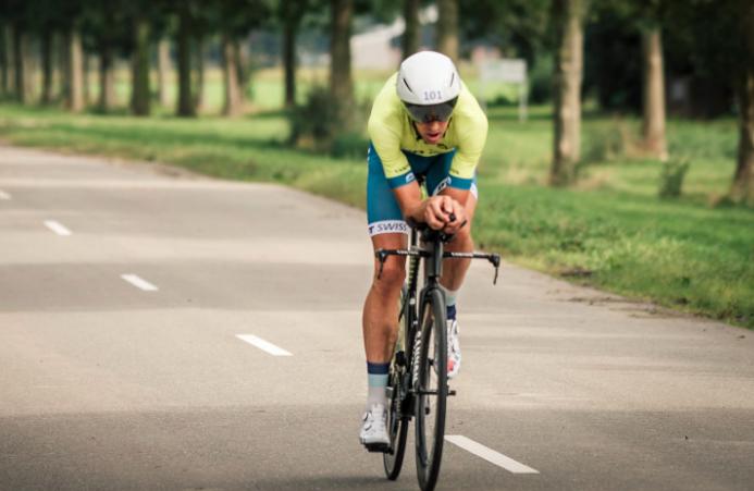 Ironman-winnaar Boris Stein schrijft Flevolandse Monstertijdrit op naam