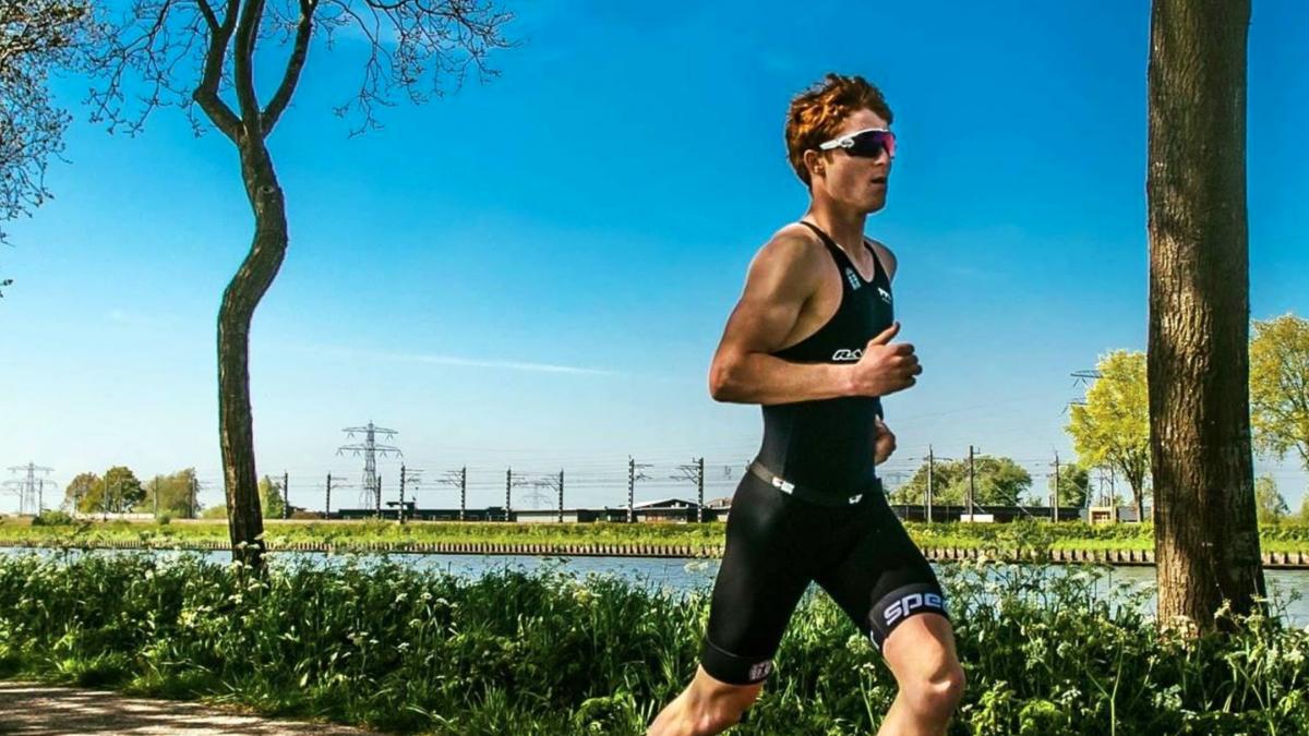 Tim Jacobs en Tim Jacobs: de enige Teamcompetities Triathlon naamgenoten over de sport en hun ambities