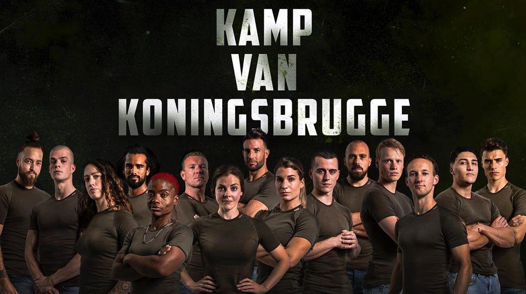 Tom Oosterdijk deelnemer tv programma Kamp van Koningsbrugge: 'Fysiek en mentaal getest'