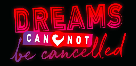 'Dreams cannot be cancelled' motto Challenge Roth