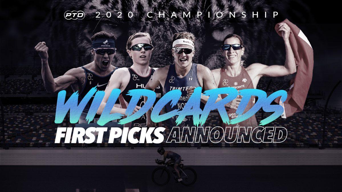 PTO deelt vier wildcards uit aan toptriatleten voor Championship tijdens Challenge Daytona