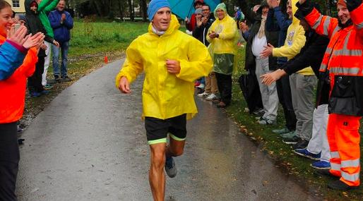 Extreem: Italiaan wint hardloopwedstrijd over 5000 kilometer